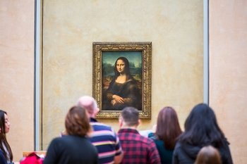 Louvre Museum Ticket with Skip-the-Line Entry & Audio-Guide