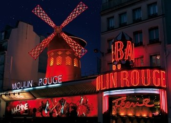 Eiffel Tower, Seine Cruise, Moulin Rouge & Dinner