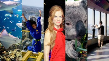 Sydney Attractions Pass with SEA LIFE, WILD LIFE & Tower Eye