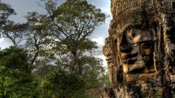 Small-Group Angkor Adventure Tour