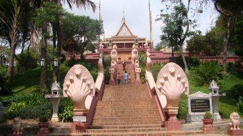 Small-Group Phnom Penh Secrets Tour