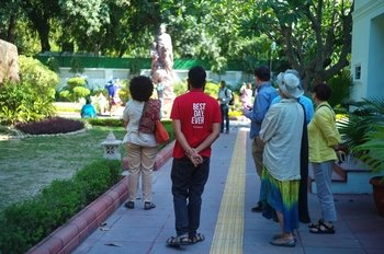 Small-Group Gandhi's Delhi Tour