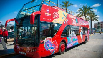 Cadiz Hop-On Hop-Off Bus Tour