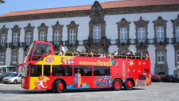 Porto Hop-On Hop-Off Bus Tour