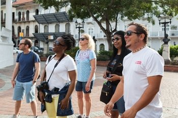 Small-Group Panama Canal & City Tour