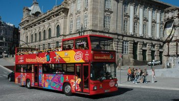 Funchal Madeira Hop-On Hop-Off Bus Tour