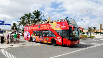 Las Palmas Hop-On Hop-Off Bus Tour