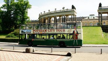 Potsdam Hop-On Hop-Off Bus Tour