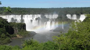 Small-Group Iguassu Falls of Brazil Tour