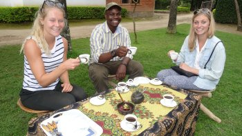 Small-Group Arusha Village Experience