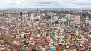 Small-Group Nairobi Experience