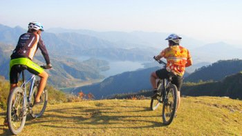 Small-Group Pokhara by Bike