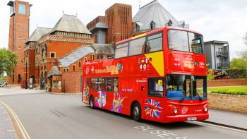 Stratford-upon-Avon Hop-On Hop-Off Bus Tour