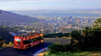 Cape Town Hop-On Hop-Off Bus Tour