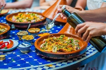 Small-Group Tagine Cooking Class