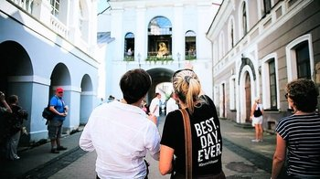 Small-Group Undiscovered Vilnius Tour