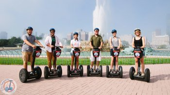 2 Hour Segway Tour