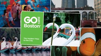 Go Boston Card: 41 Attractions in 1 Card