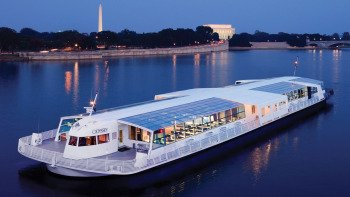 Elegant Dinner Cruise on the Odyssey Washington