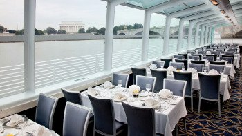 Elegant Brunch Cruise aboard the Odyssey of Washington, D.C.