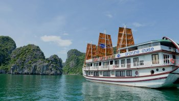 Halong Bay 2-Day 1-Night Boat Cruise