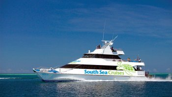 Finding Nemo South Sea Island Cruise by South Sea Cruises