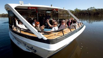 Swan River Cruise with Winery Visit