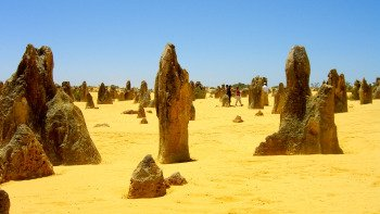Pinnacles Desert & New Norcia Day Tour from Perth