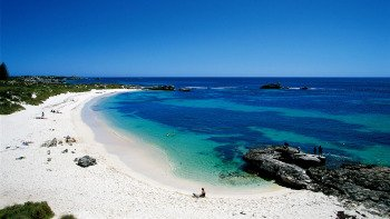 Rottnest Island Day Trip with Bike Rental from Perth