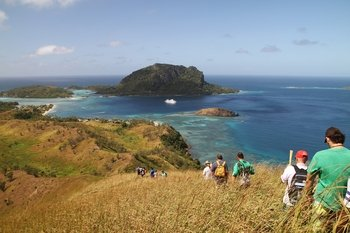 4-Night Yasawa Islands Cruise