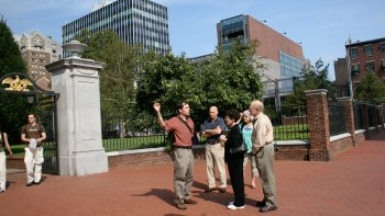 Historical Philadelphia Small-Group Walking Tour