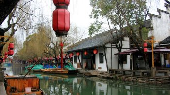 Private Suzhou & Zhouzhuang Water Village Tour