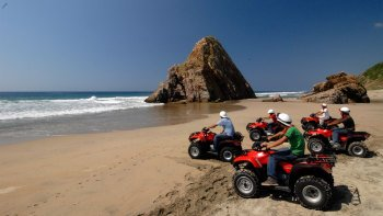 ATV Jungle & Beach Adventure