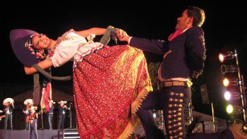 Mexico City Folkloric Ballet