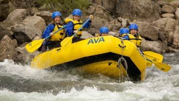 Whitewater Rafting Brown's Canyon