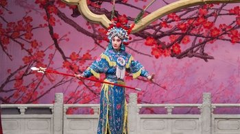 Beijing Opera Night Show with Transportation