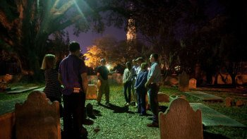Ghosts & Graveyards Walking Tour