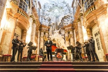 Vivaldi's The Four Seasons Concert at St. Charles's Church
