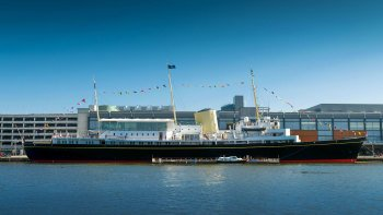 The Royal Yacht Britannia: Skip-the-Line Ticket