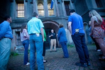 The Haunted Old City Jail Tour