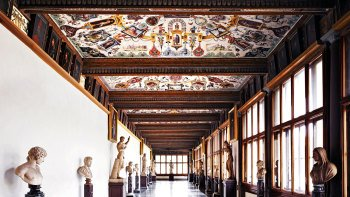 Uffizi Gallery with Skip-the-Line Admission