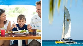 Luxury Lunch & Snorkeling Cruise