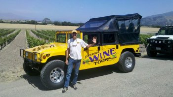 Backroads Deluxe Winetasting Tour with Lunch