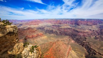 Grand Canyon 4x4 Ride & South Rim Walking Tour