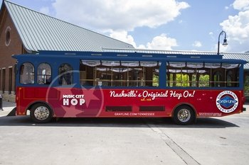 Music City Hop-On Hop-Off Trolley Tour