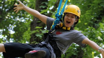 Zipline Tennessee – Canopy Tour in the Smokies