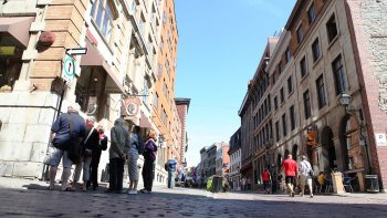 Old Montreal Walking Tour
