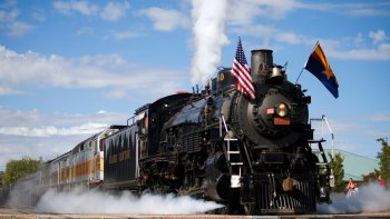 Grand Canyon Railway Day Trip