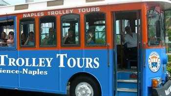 Naples Trolley Tour