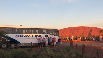 Uluru & Alice Springs 1-way Transfer